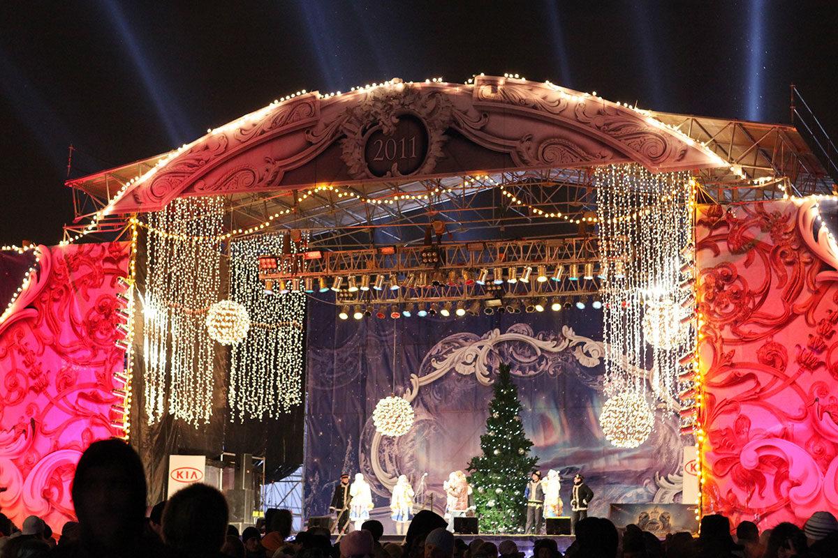 Новогодние и Рождественские гуляния 2010-2011