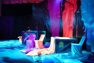 After-party премьеры шоу Zarkana
