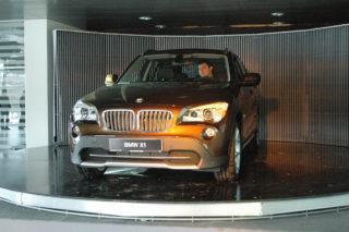 Презентации новой линейки автомобилей BMW