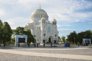 Празднование 100-летия кронштадтского Морского собора