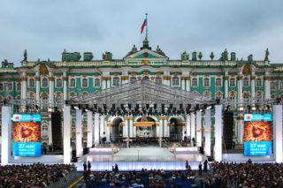 День города 2016 Классика на Дворцовой