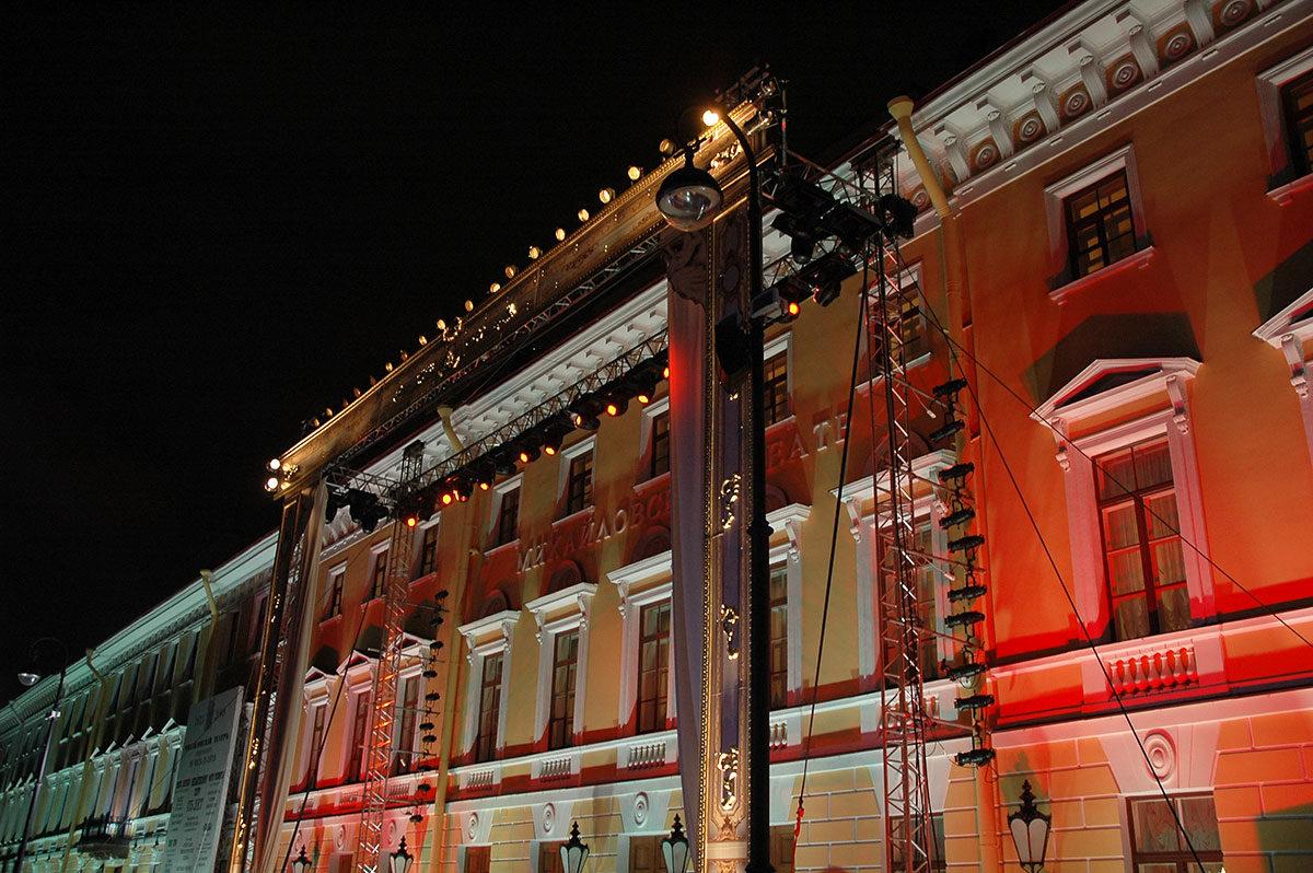 175-летия Михайловского театра