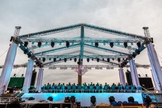 Гала-концерта звезд мировой оперы и джаза