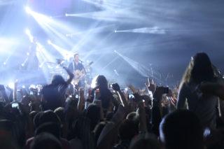 Концерт Nickelback