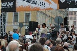 Фестиваля «Свинг Белой ночи — 2009»