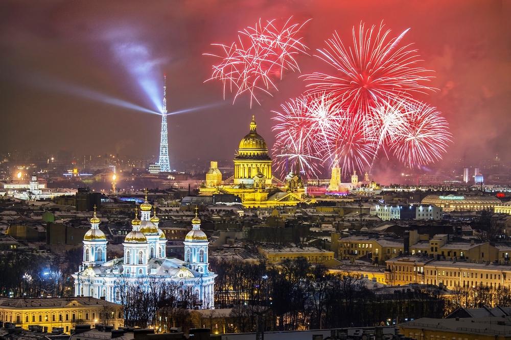 Майские выходные в Санкт-Петербурге
