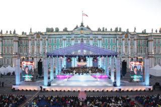 День города 2015 Классика на Дворцовой