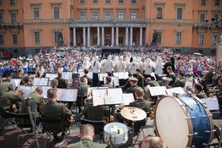 VII Международный хоровой фестиваль