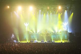 Концерт британской рок-группы Judas Priest