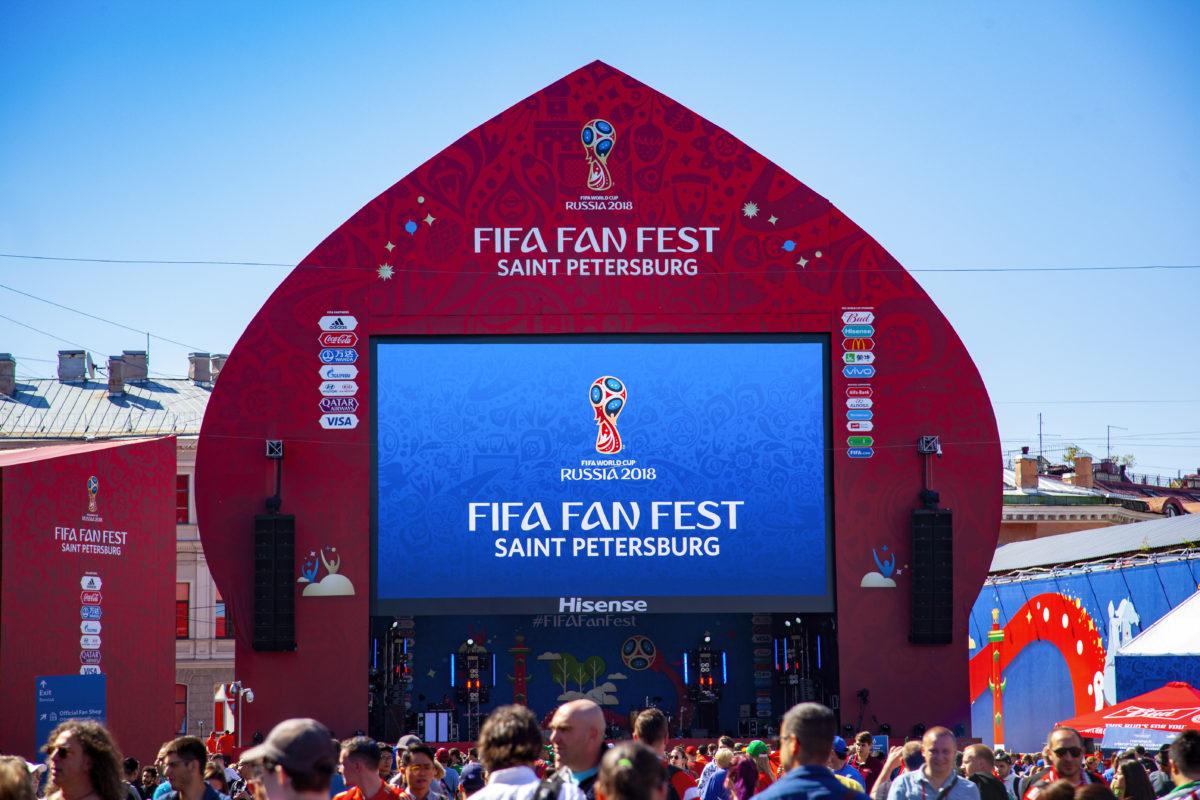 FIFA Fan Zone