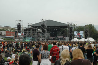 Музыкальноый фестиваль Tuborg Greenfest