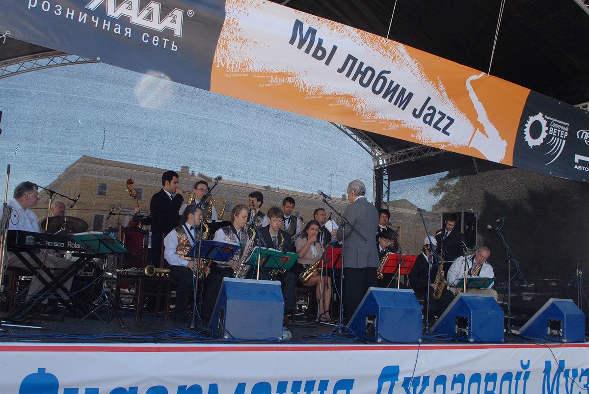 XVII Петербургский фестиваль джаза «Свинг Белой ночи — 2010»