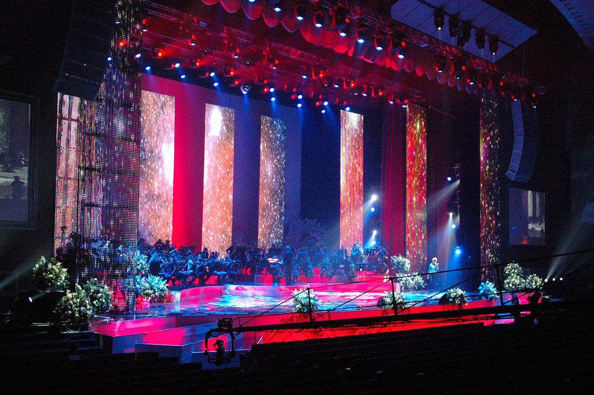 Праздничный концерт, приуроченный к Международному женскому дню