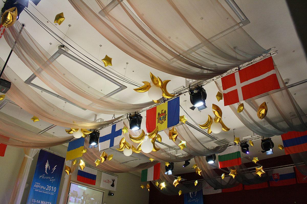 Международный танцевальный турнир «Кубок Авроры-2010»
