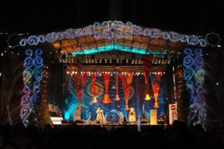 Новогодние праздничные мероприятия на Дворцовой площади