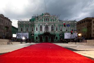 Открытие Большого Драматического Театра
