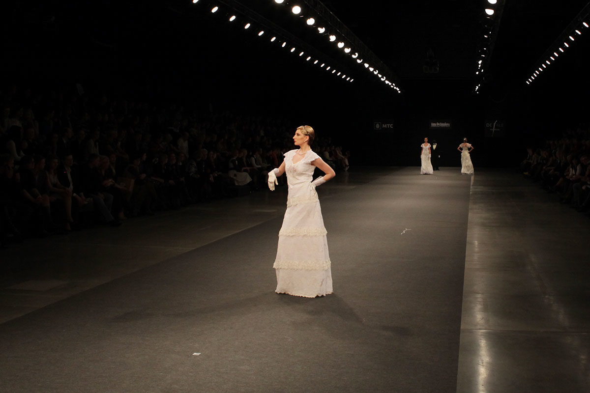 23-я неделя моды prêt-à-porter «Дефиле на Неве»