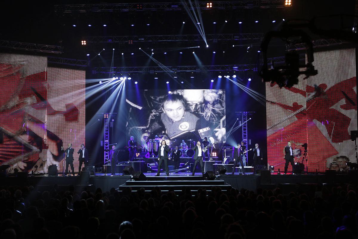 Юбилейный концерт «Хор Турецкого»