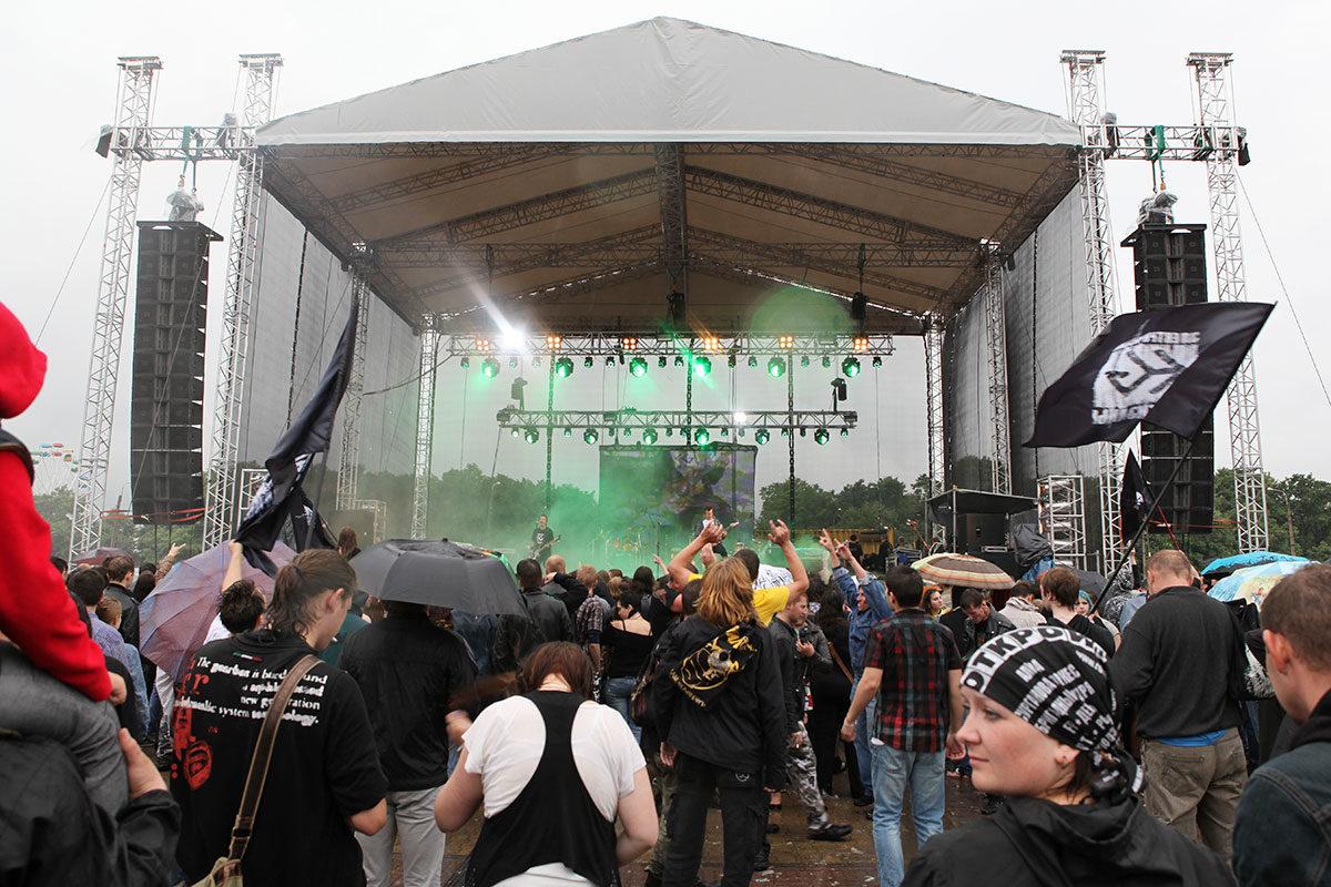 Рок-фестиваль «Окна Открой!»
