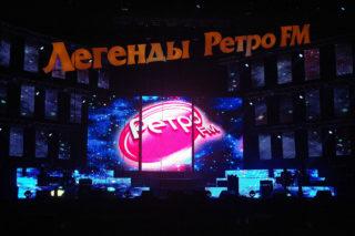 Шоу «Легенды Ретро FM»