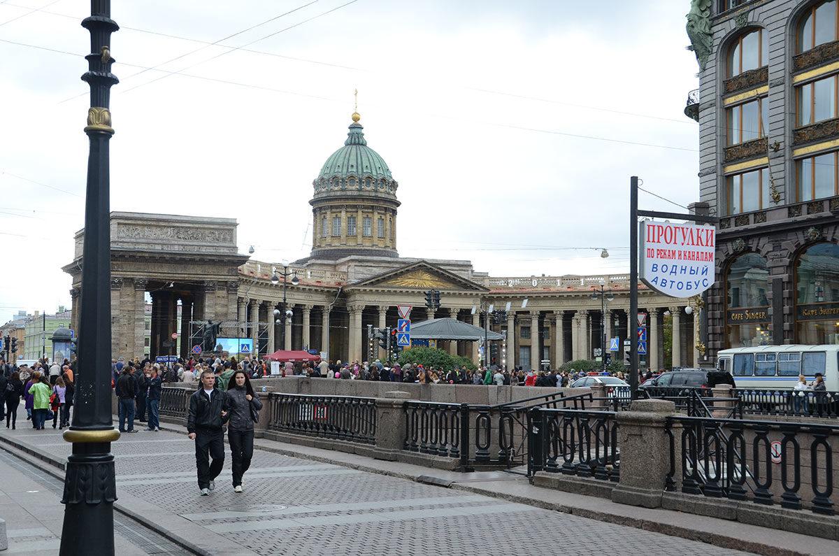 200-лет Казанского собора