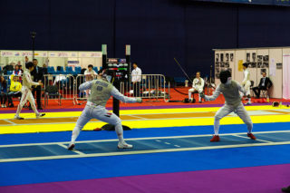 40-й Международный турнир по фехтованию «Рапира Санкт-Петербурга»