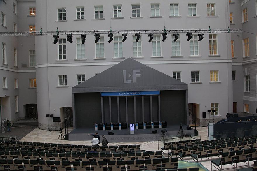 V Петербургский Международный Юридический Форум