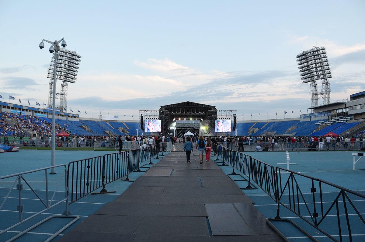 Рок-фестиваль «Наполним небо добротой»