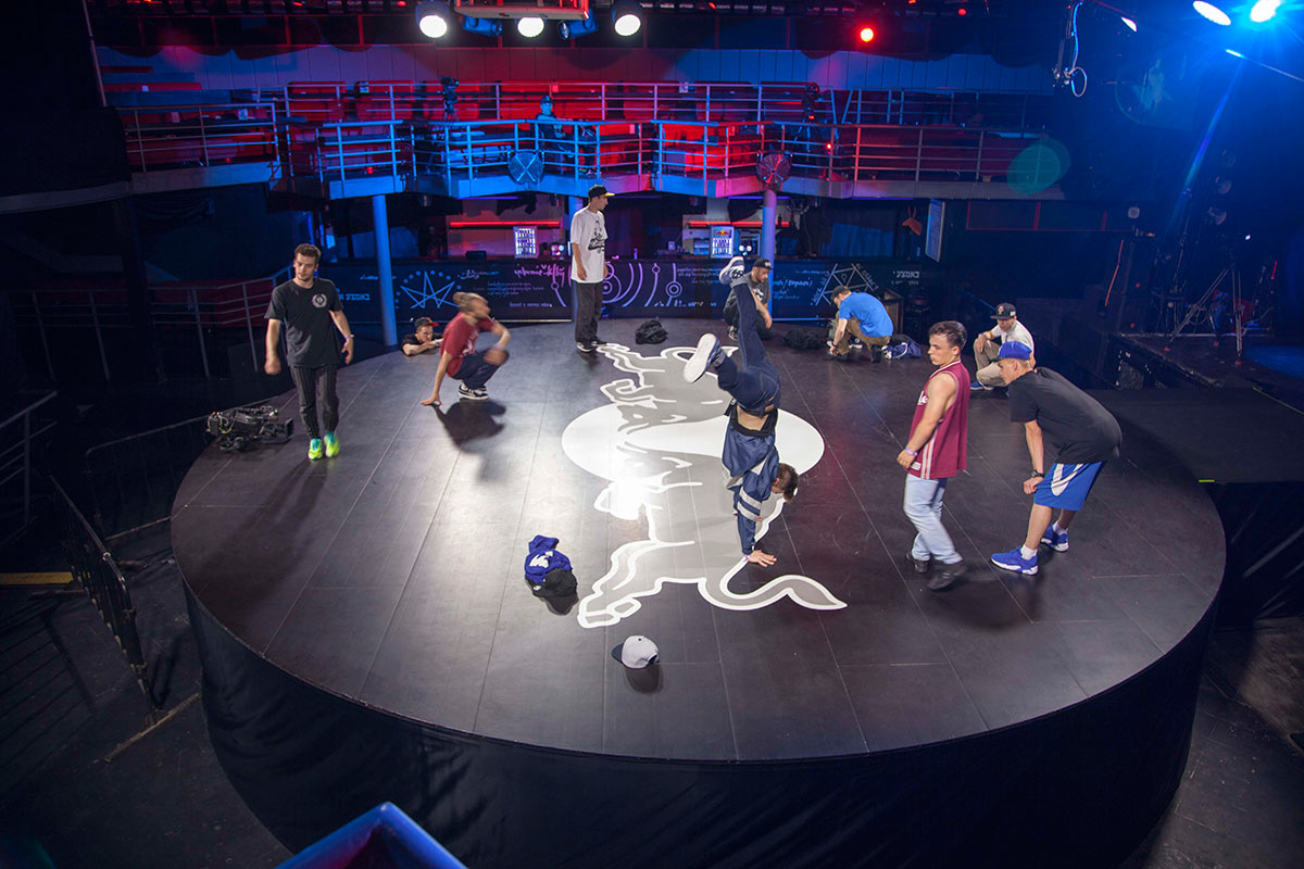 Red Bull BC One Russian Cypher