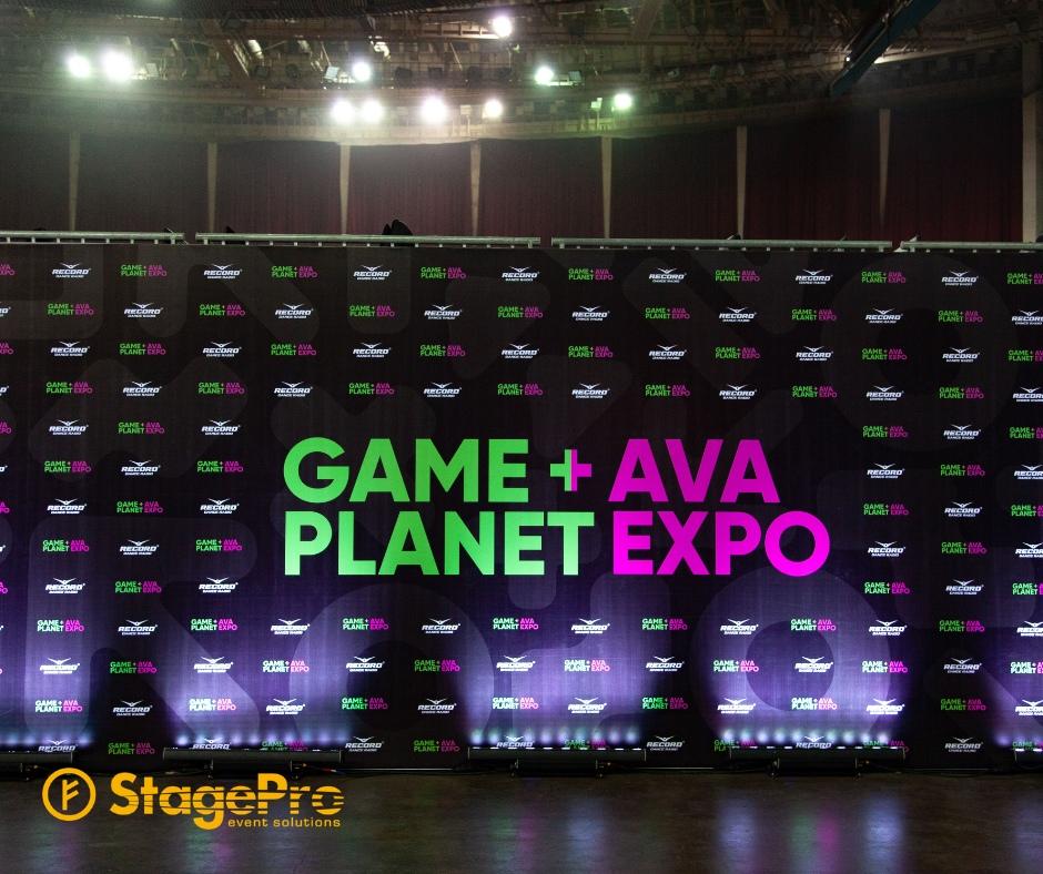 Фестиваль Game Planet 3.0 в СКК