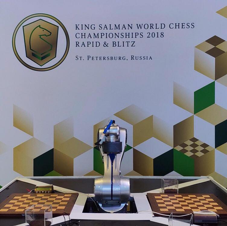 Чемпионат мира по быстрым шахматам и блицу