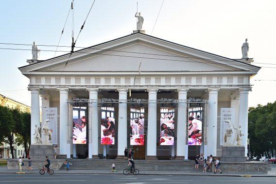 Выставка в Манеже  AES+F. ПРЕДСКАЗАНИЯ И ОТКРОВЕНИЯ