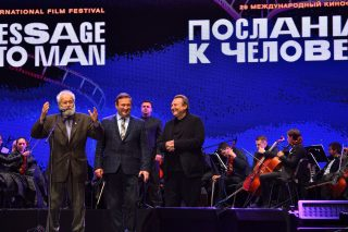 Открытие XXIX кинофестиваля «Послание к человеку»