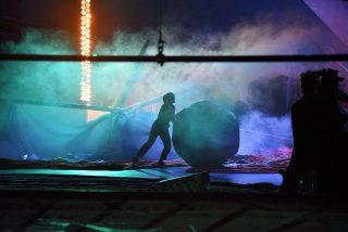 Театральная олимпиада в Музее стрит-арта