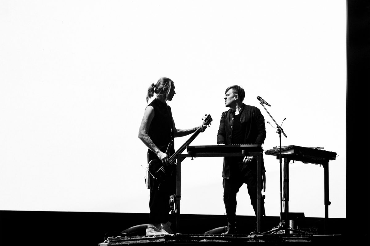 Концерт БИ-2 в Ледовом