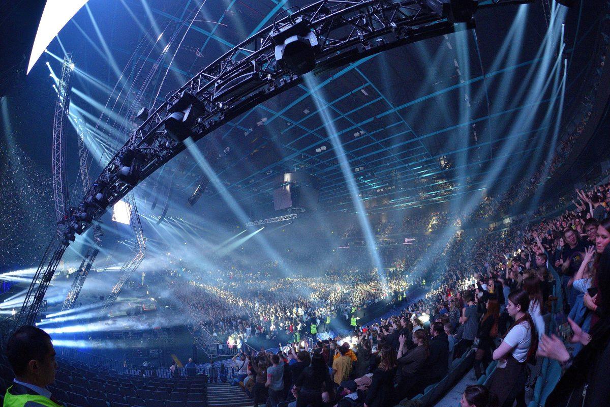 Концерт Little Big в Ледовом