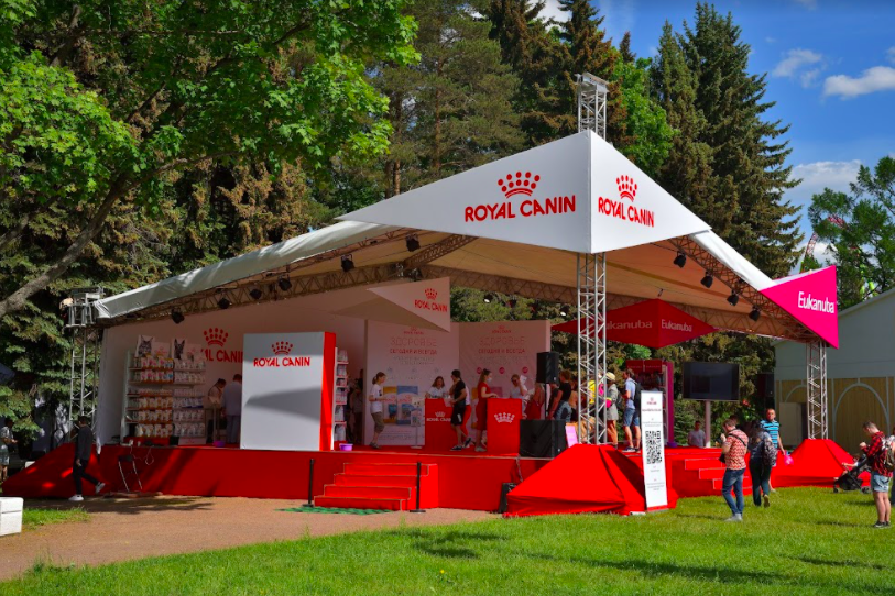 PETSHOP DAYS   Стенд Royal Canin